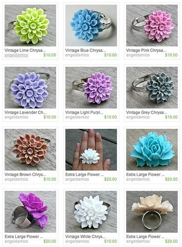 rings @ angeldamico.etsy.com