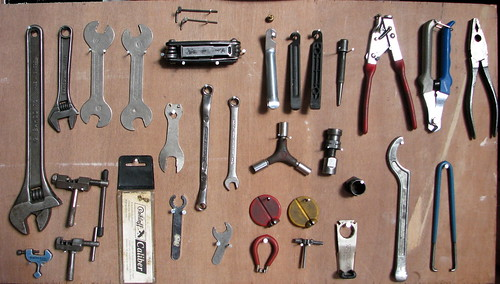 Tips & Tricks: How To Make Space For Your Tools