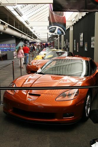 Corvette Nursery