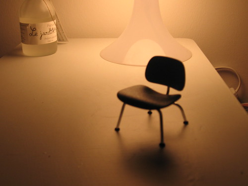 """My new """"chair"""" :p"""