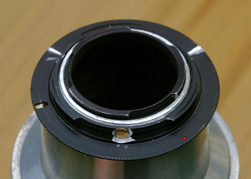 ABSMD Bower Minolta MD Mount to M42 Screw Mount Adapter