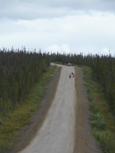 7 en la Dalton Highway Alaska