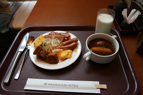 札幌ワシントンホテル的早餐 by RafaleM