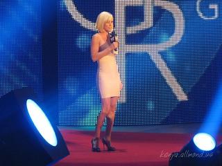 Jenny McCarthy at WWE