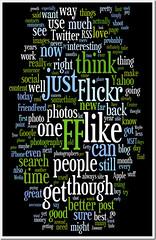 Yuvi Analyzes What I Talk About on FriendFeed