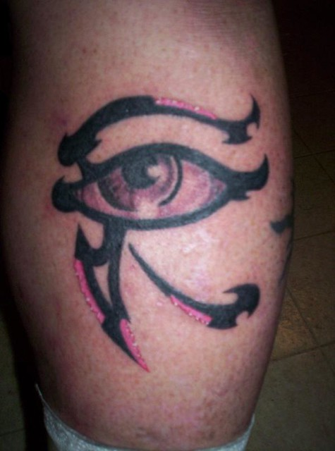 DARKMOON'S EYE OF RA. A good friend of mine at my workplace came up with the