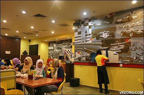 Puchong F1 restaurant