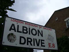 Albion Drive