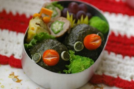 Penguin Bento by luckysundae.