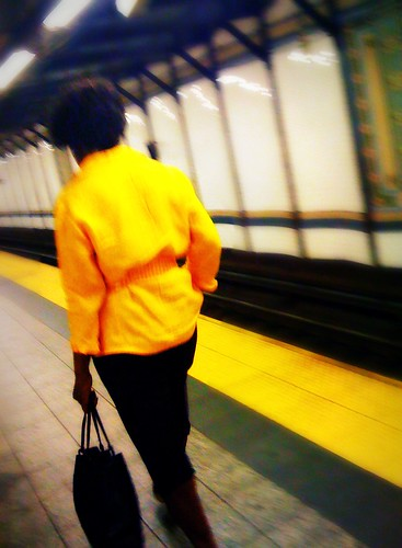 The Yellow Line will Take you Home