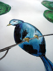 Lone Bird - 2