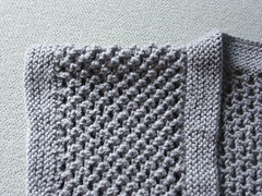 Dolphin Shorty Shrug - Shoulder detail