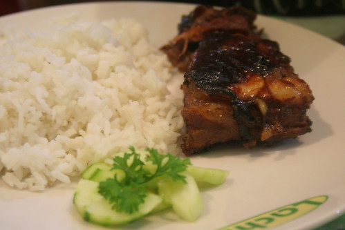 Unforgettable Pork Ribs at Lachi's