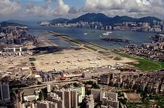Kai tak in all it's glory (Daryl Chapman Photography) Tags: hongkong airport amazing famous 13 kaitak worldland