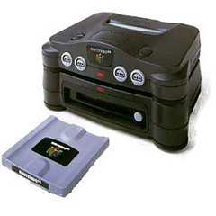 The #N64 is #Nintendo's 3rd game console and the last to use ROM ...