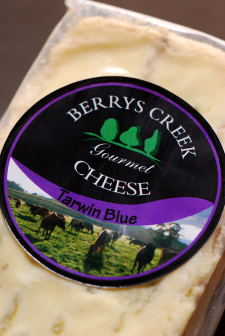 Berrys Creek Tarwin Blue© by Haalo