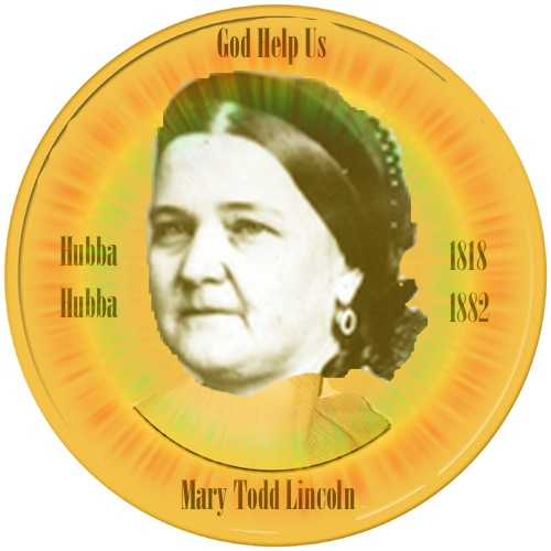 mary todd coin