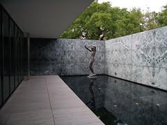 Padiglione tedesco dell'Esposizione internazionale, Mies Van Der Rohe, Barcellona (* Iris*) Tags: barcelona art beautiful architecture see barca arte something architettura barcellona