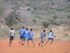 Under 16s football - Kiteghe Vs Rukanga