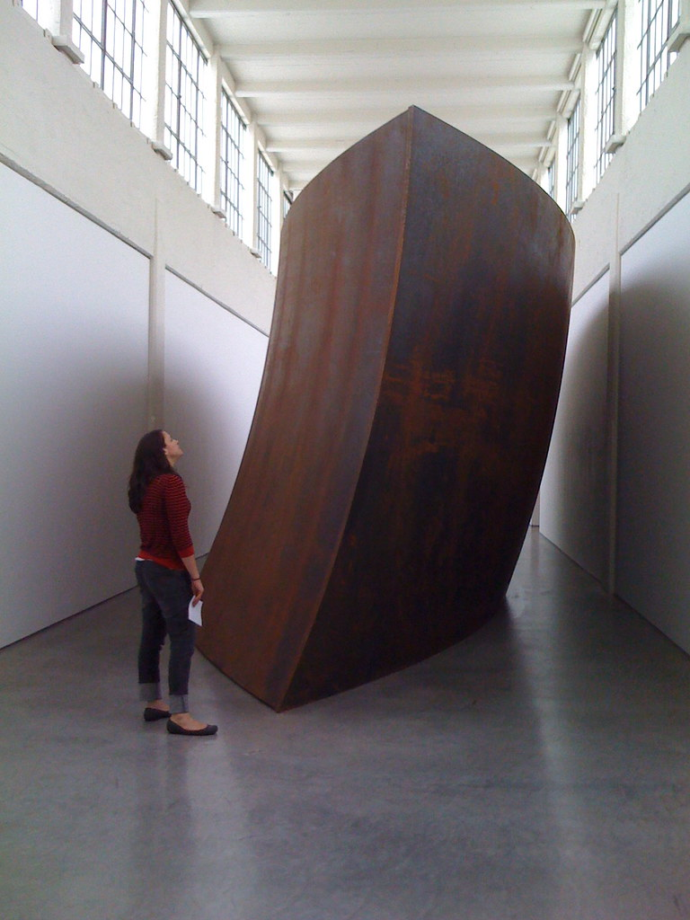 Dia: Beacon Richard Serra