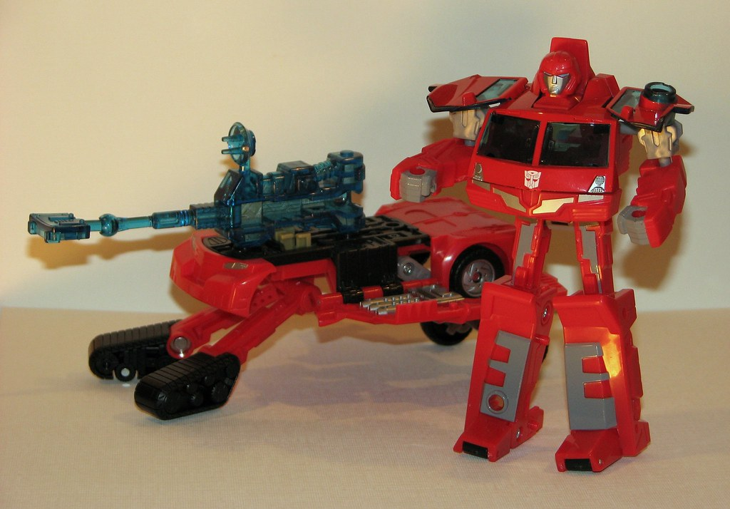 Project 365 Toys - Timelines Ironhide (Day 35 of 365)