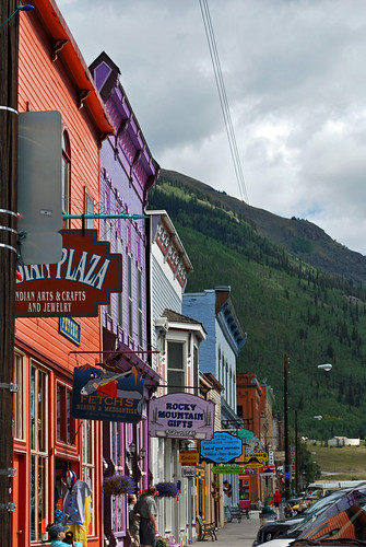 Silverton, CO by you.