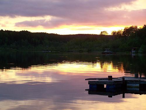 Muskoka Sunset