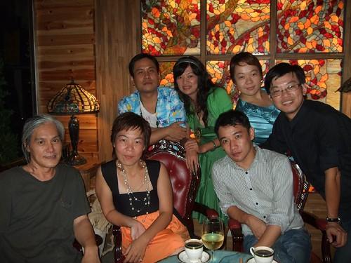 你拍攝的 20080927泛醉俱樂部_莫拉諾燈飾286。