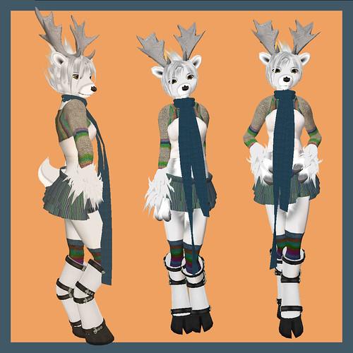 Is a deer