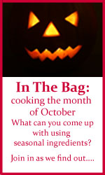 In the Bag Logo October 08