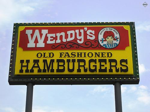 Wendy's - 1970's