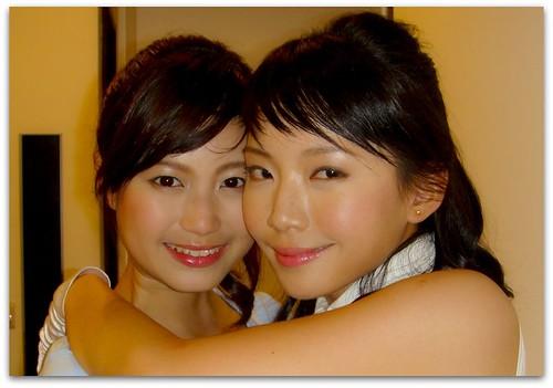 Miss Astro 2008 ~ Kamen & LiNaa