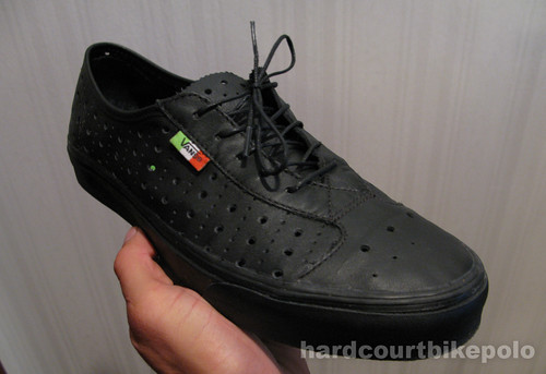 New Vans shoes « Hardcourt Bike Polo