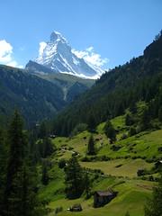 2007 07 15 - 3726 - Winkelmatten - Matterhorn (thisisbossi) Tags: mountains alps schweiz switzerland gallery suisse zermatt matterhorn svizzera ch schwyz schwiiz confoederatiohelvetica moocards winkelmatten