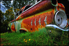 Old Classic (crowt59) Tags: old car nikon texas denton d300 getrdun crowt59 1685mmvrii
