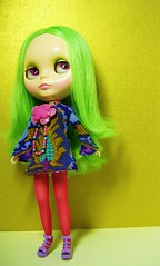 La Delirio brights!!! (Blythemaniaco) Tags: fashion doll colours moda colores amaryllis blythe prima dolly limited mueca rbl editon misstakers