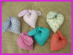 coração de laço.. (Renata ...) Tags: coração patchwork coraçãodelaço