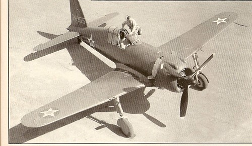 Warbird picture - P-66 VULTEE