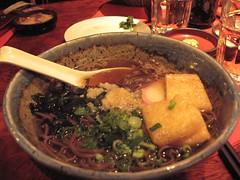 Soba at Sushi Hiroba
