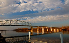 The Bridge at Wabasha, Minnesota (y entonces) Tags: bridge minnesota river mississippi mississippiriver wabasha nationaleaglecenter pprotectedbymsc pwk148