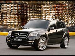 2009 Brabus Widestar  Mercedes-Benz GLK