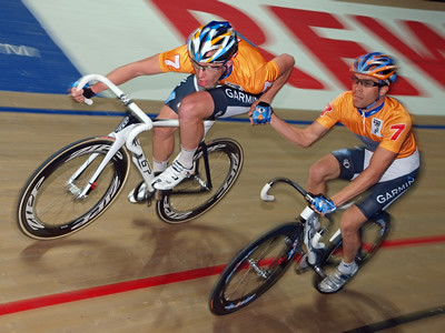 Colby Pearce, Daniel Holloway, Dortmund Six Day, Germany