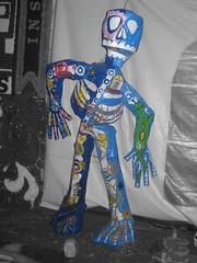 Calaca Azul