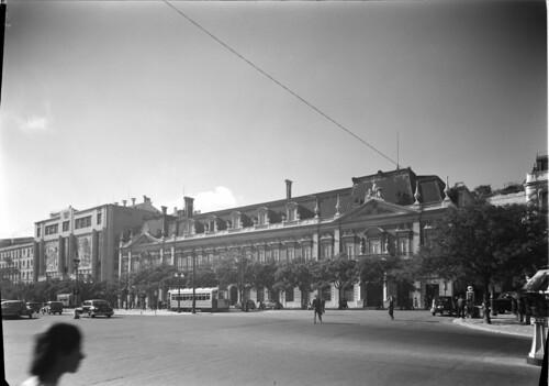 Restauradores, Lisboa (M. Novais, post 1937)