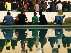 Aspettando... (N. O.) Tags: roma waiting università wait niko legge 133 attesa aspettando oel lasapienza riforma gelmini no133 nikooel legge133 noriformagelmini