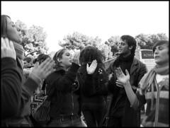 Manifestazione UDS 14.11.08 (Orazio Unido!) Tags: roma blackwhite novembre protesta puglia biancoenero reportage onda manifestazione orazio uds contestazione applausi linguistico caparezza unionedeglistudenti ondaanomala liceoclassicoorazio oraziounido