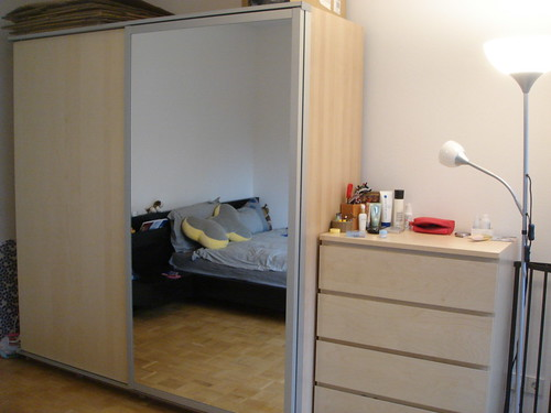 大衣櫥和小衣櫃