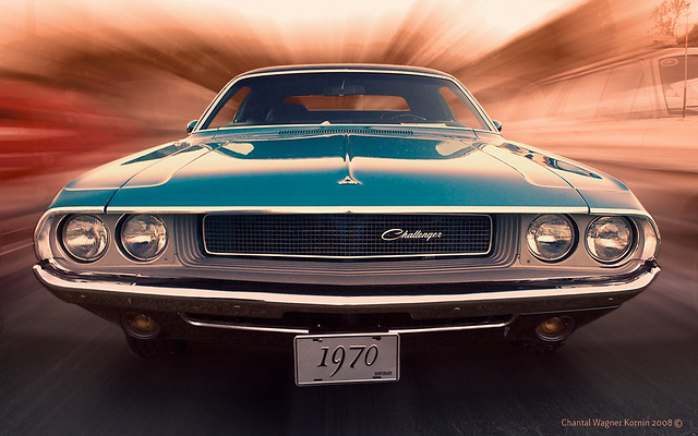 Dodge Challenger 1970 *Widescreen Wallpaper size*. Eu quero!
