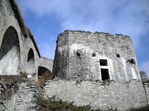 The Fenestrelle Fortress