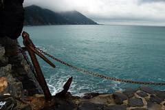 Sea winter, Camogli (piautel) Tags: d100 wintersea 1835d piautel